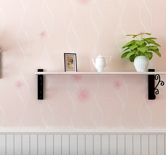 016 new bestselling rural non-woven wallpaper wall paper bedroom sweet cute girl child pink wallpaper dandelion wall stickers new i to n3 cb 016
