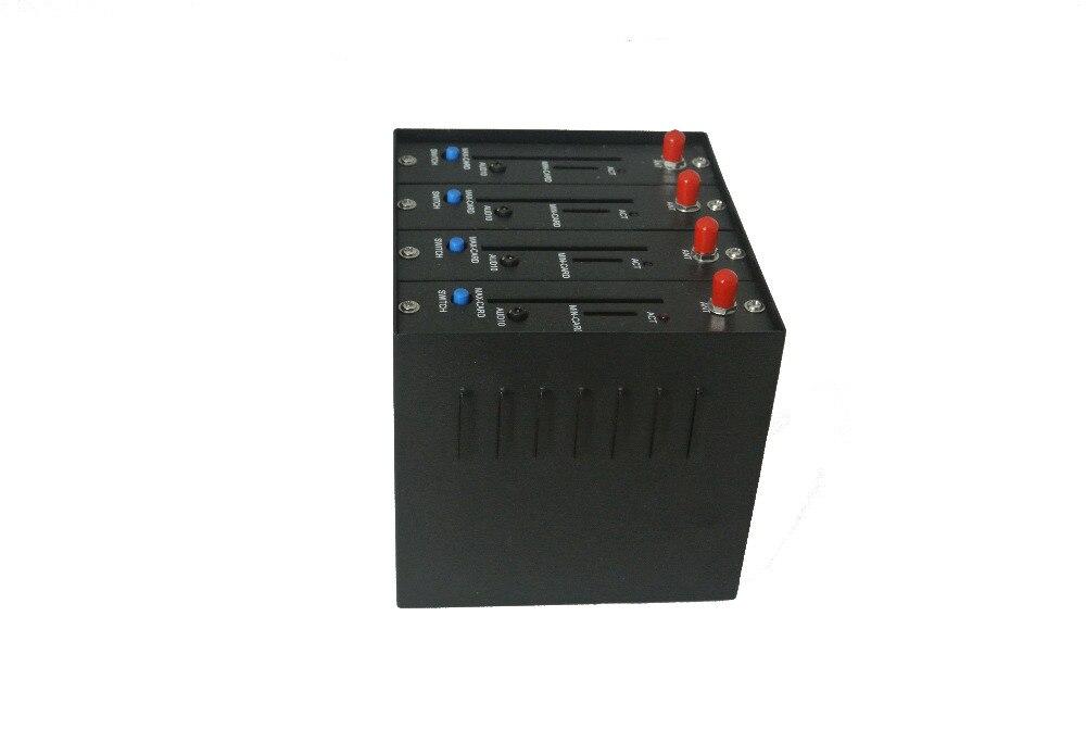 High speed wavecom 4 sim card sms modem Q2406