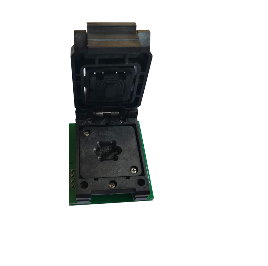 New arrival for BGA24 turn DIP8 programmer socket ic size 6 8MM Matrix IC adapter of