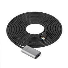 Livraison Gratuite USB3.0 10 M Active Extension jusqu'à 5 Gbps Câble Unitek Y-3018 Promotion Prix
