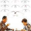 Moda de Metal Sin Montura Gafas Monturas de gafas Marco de Las Lentes