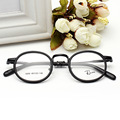 2015 Fashion Vintage Round Frame Eyeglasses Unisex Style Myopia Spectacle Frames for Women and Men