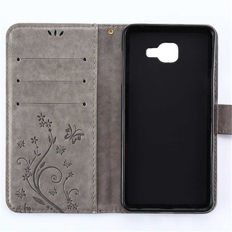 Роскошные Ретро кожа + Мягкий силиконовый бумажник флип чехол для Samsung Galaxy J1 2016 sm-j120f J120 J120F случае телефон Coque принципиально
