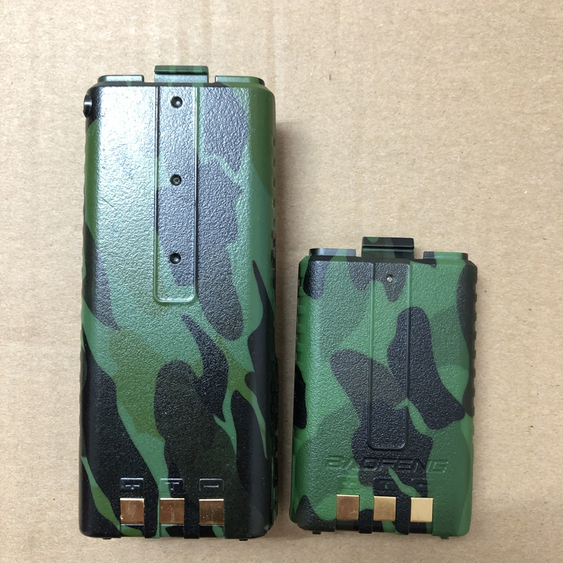 Image 5 - Battery BF UV 5R walkie talkie 3800mAh 1800mAh Baofeng Battery Charger Cable USB Cable for BF F8 uv 5r uv5r uv 5re uv 5ra Baofen-in Walkie Talkie from Cellphones & Telecommunications