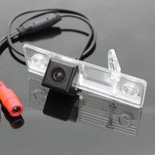 ДЛЯ Chevrolet Lanos/Sens/Шанс/Автомобильная Камера Заднего вида/обращая Парк Камеры/HD CCD Ночного Видения/Широкий угол