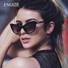 2f2bac5670 ENUIZE Vintage Cat Eye Sunglasses Womens T Brand Designer UV400 Eyewear