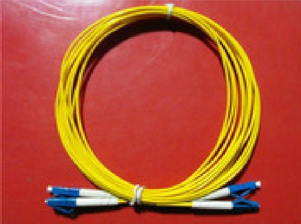 LC-LC single-mode fiber cable 3 meters double core for optical fiber