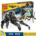 775 шт. Новый Super Heroes Бэтмен Фильм 07056 Scuttler DIY Модель Строительство Комплект Блоки Подарки Игрушки Совместимость с Lego