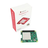 RASPBERRY PI RASPBERRYPI SENSEHAT Raspberry Pi Sense HAT With Orientation Pressure Humidity And Temperature Sensors