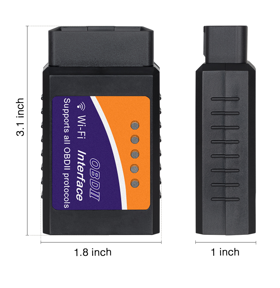 HTB1IvfOajDuK1Rjy1zjq6zraFXaG ELM327 Wifi Bluetooth V1.5 PIC18F25K80 Chip OBD2 Code Reader ELM 327 V1.5 OBDII Diagnostic Tool for Android/IOS/PC auto scanner