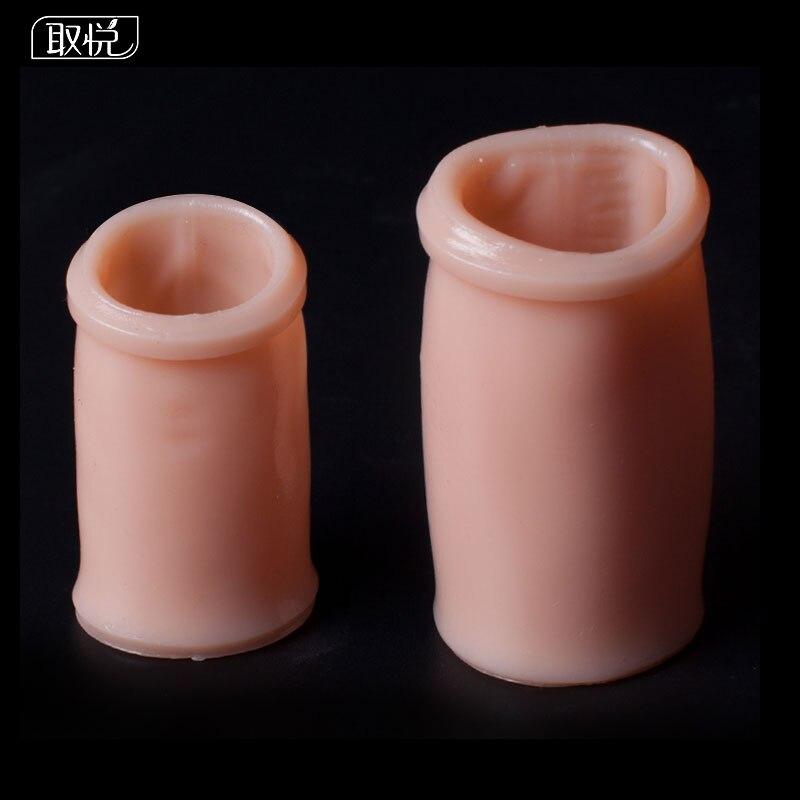 2pcs/set Men Foreskin Corrector Phimosis  Penis Rings Cockring Delay Ejaculation Sex Toys For Men