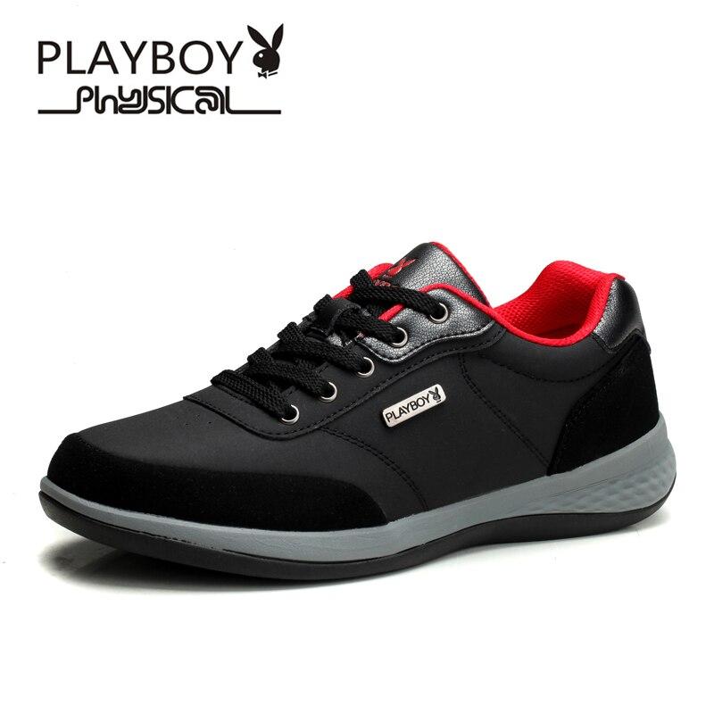 De Playboy Moda Escuro Loafer Marinho Outono azul cinza Preto Sapatos oposição Homens Negócios Escorregadias Couro Caminhada Prevenir Plana Desgaste YnagIgEwxr