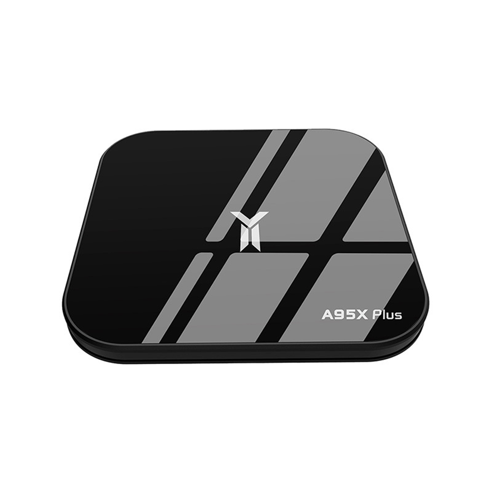 US $62 49 |4GB RAM 32GB ROM A95X Plus Smart Android 8 1 TV Box Amlogic  S905Y2 Quad core Set Top Box WiFi 4K Media Player PK X96-in Set-top Boxes  from
