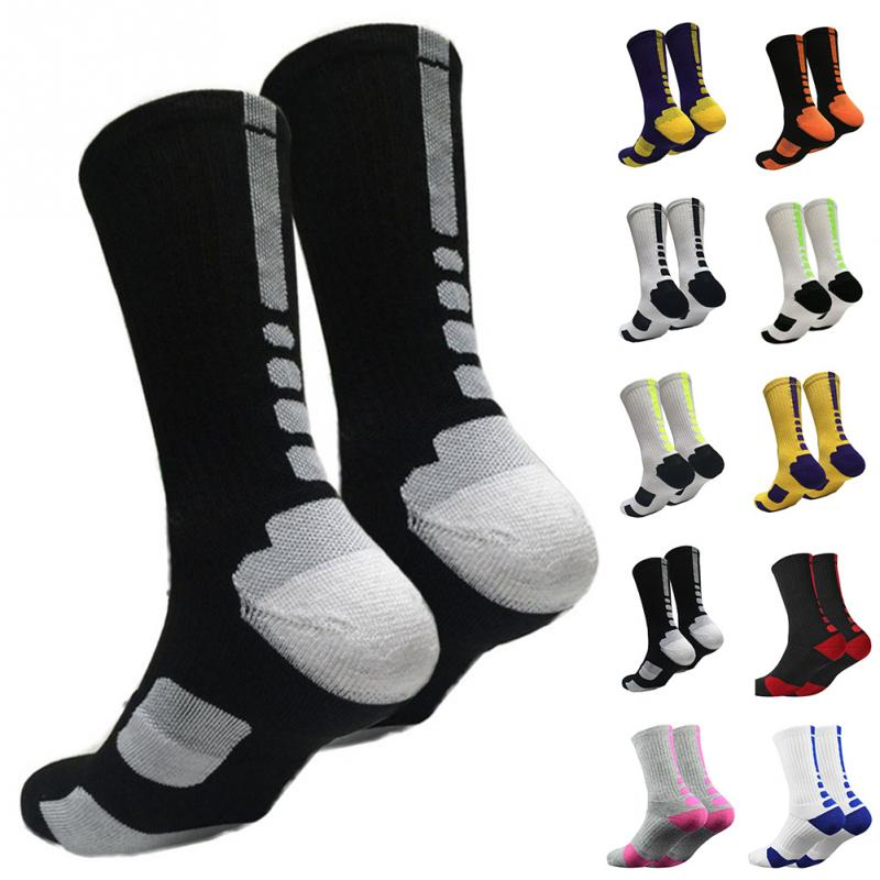 Outdoor Sport Men's Socks Sport Professional Basketball Elite Protection Sock
