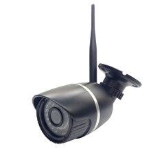 Беспроводной Аудио 720 P 1.0MP IP Камеры Безопасности 36 ИК-Светодиодов водонепроницаемый Поддержка P2P ONVIF HPONE ПОСМОТРЕТЬ ВИДЕОНАБЛЮДЕНИЯ Ip-камера Бесплатно доставка