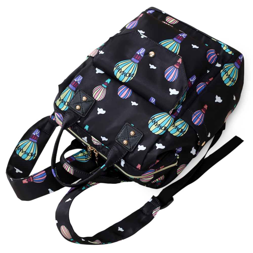Diaper Bag Cute Pattern Waterproof Large Capacity Mother Women Backpack Fashion Mummy Maternity Nappy Bag For Mother Gift (5)