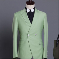2015 Men Suit Suit Custom Tailored Fashion Cultivate One S Morality Wedding Dress The Groom