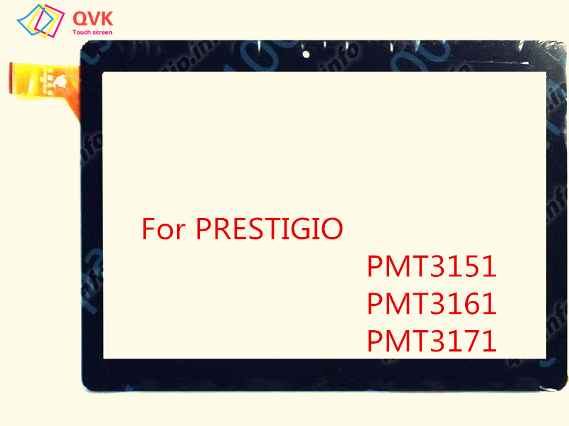 Black 10.1 Inch For PRESTIGIO WIZE 3151 3161 3171 3401 3341 3351 3331 3G 4G Capacitive Touch Screen Panel Repair Replacement