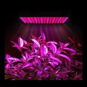 Image 5 - Bitki büyüme lambaları 25W 45W LED büyümek işık tam spektrumlu led paneli reflektör kupası kapalı bitki çiçekleri fide fitolampy