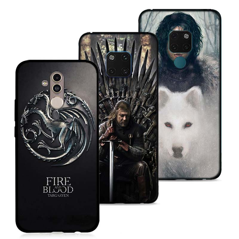 Jon snow games of thrones Phone Case for Huawei Mate 10 20 Lite ...