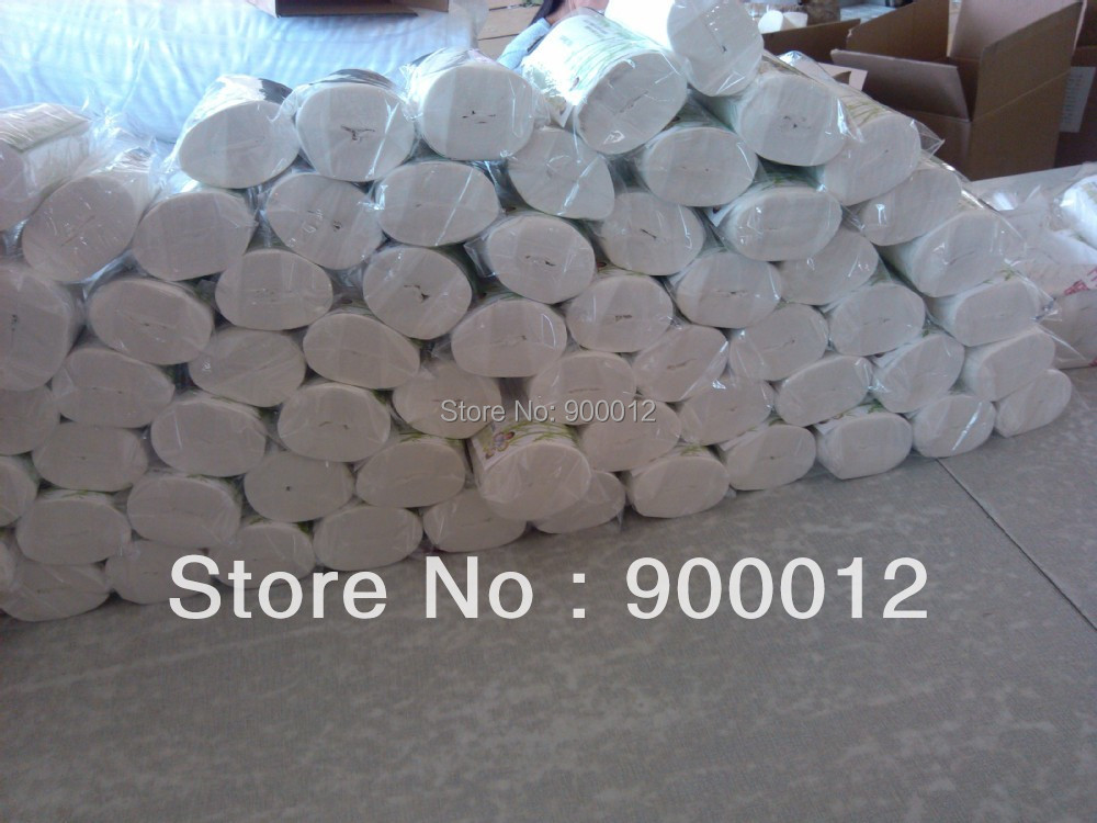 New Naughtybaby 30 Rolls Disposable Bamboo baby Nappy Liners 100sheets roll Free shipping