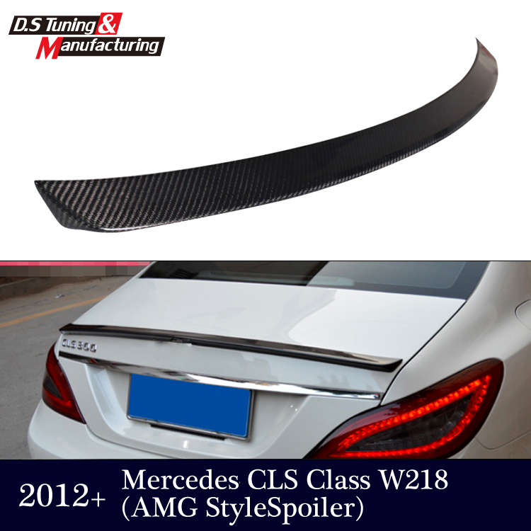 Mercedes CLS W218 C218 2012 13 14 15 AMG style cf rear trunk wings spoiler for benz CLS 280 CLS300 CLS350 CLS500  CLS550 27pcs led interior dome lamp full kit parking city bulb for mercedes benz cls w219 c219 cls280 cls300 cls350 cls550 cls55amg