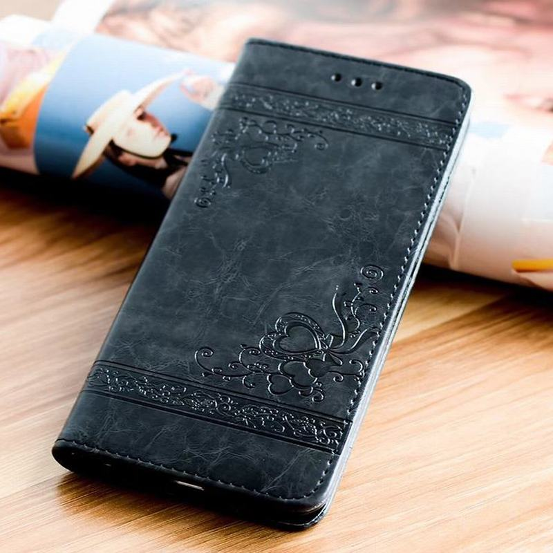 HTB1Ivi5RbvpK1RjSZFqq6AXUVXaf Flip Wallet Leather Case for Samsung Galaxy A7 2017 A5 A3 Cover Embossed Flip Book Cases for Samsung A5 A3 2016 A310 A510 Bag