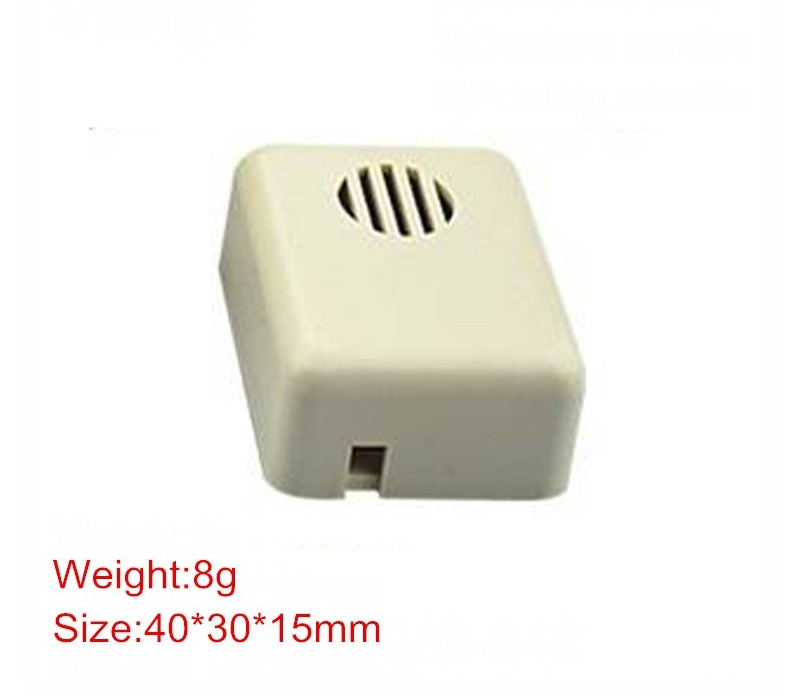 10 шт./лот 40*30*15 мм маленький корпус для электронных проектов ABS пластиковый корпус PCB корпус DIY провод Соединительный элемент выход коробка