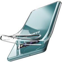 Anti Skid Soft Transparent TPU Phone Case For Samsung Galaxy S10 5G S10E Plus Fall Shell