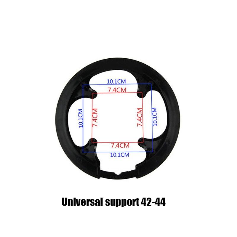 MTB 42 т-42 т пластиковые колеса цепи крышка цепи защиты кольцо рукоятки универсальной защиты cap Адреналин пластина