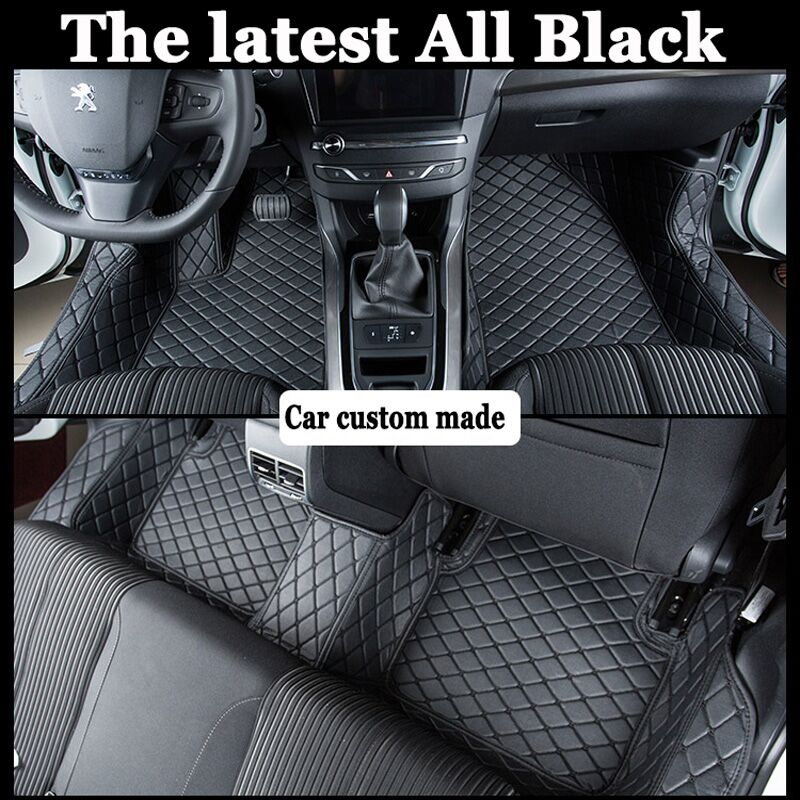 Special custom made car floor mats for Subaru Legacy Outback Tribeca XV 6D heavy duty all weather carpet floor liner Mercedes-Benz CLA-класс