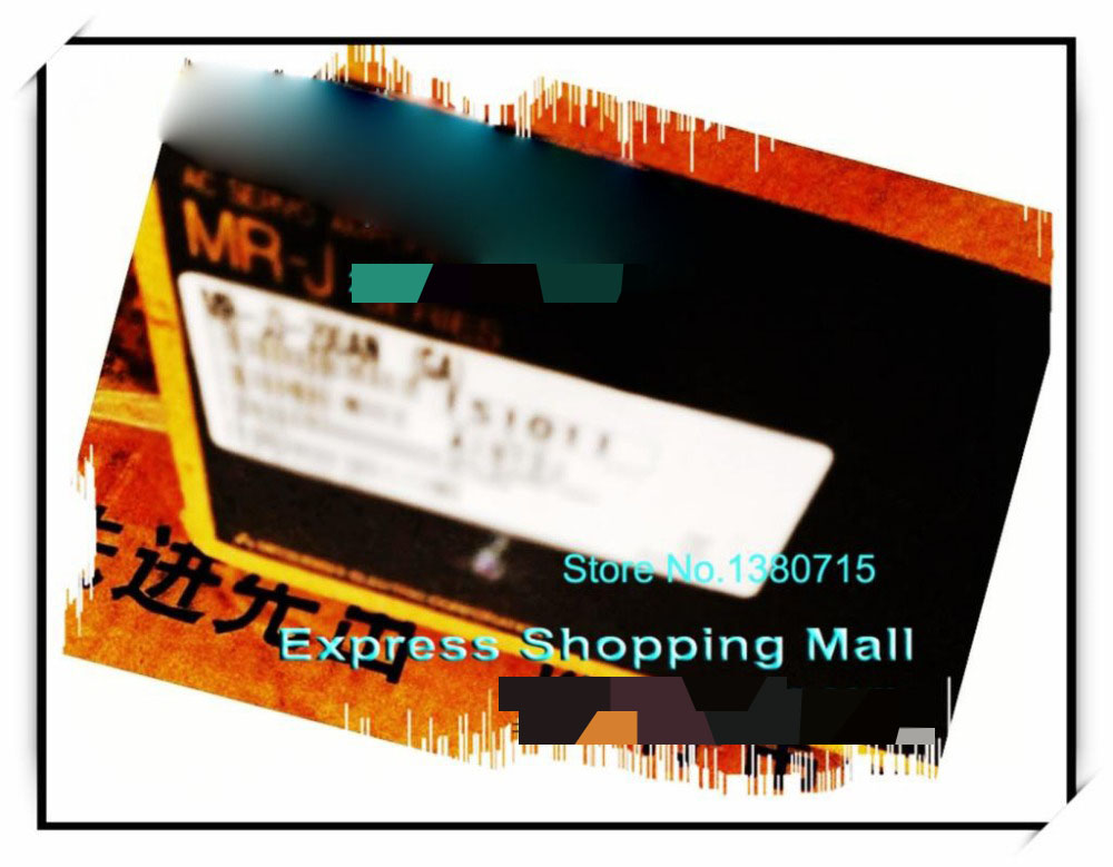 New Original MR-J3-200AN 3PH AC220V 2KW AC Servo Drive new original motor driver mr j3 350a 3ph ac220v 3 5kw ac servo drive