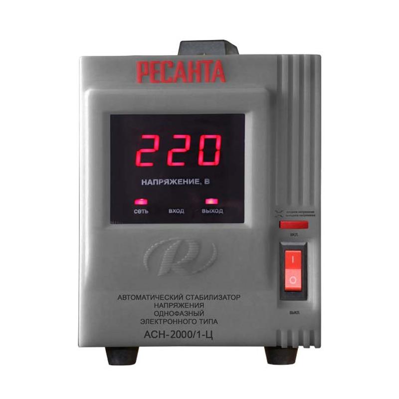Voltage stabilizer RESANTA ASN-2000/1-C