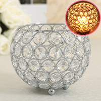 Crystal Votive Candle Holder Wedding Centerpiece Home Decoration