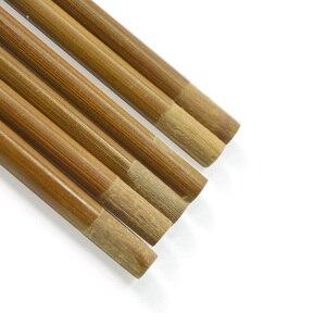 Image 5 - 6/12pcs Tiro Con Larco di Bambù Freccia Albero 83 centimetri FAI DA TE di Bambù Freccia di Caccia di Tiro Compound Ricurvo Arco Freccia Bersaglio pratica Accessori