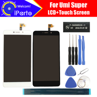 Umi Super LCD Display Touch Screen Digitizer 100 Original Tested LCD Screen Glass Panel For Super