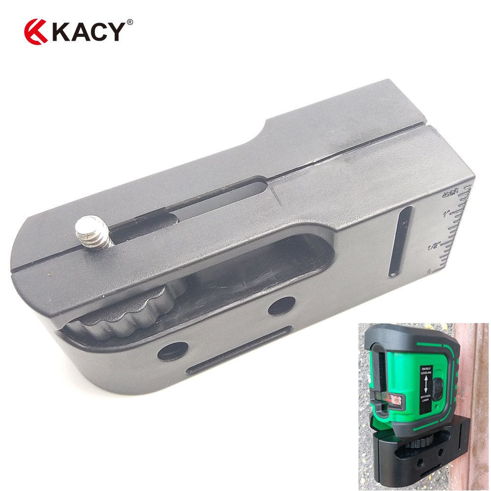 KACY CP007 Strong magnetic holder krab stand for laser level measuring tools accessories kacytoolscp001 holder adapter clip krab grip mount stand tripod bracket for camera flash light clamp laser level measuring tools