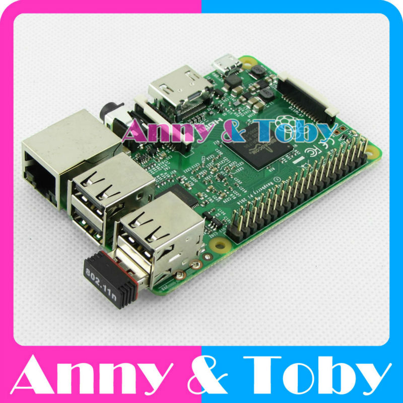 US $3 99 |RTL8188CUS 150M Ras PI2 Raspberry PI 2 WiFi USB Adapter Dongle  wireless network lan adapter,support AP,works with PC-in Demo Board from
