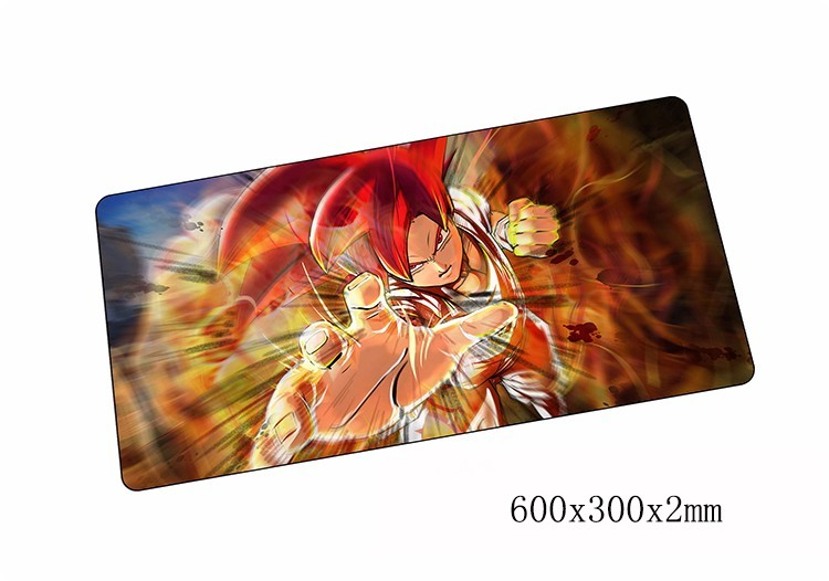 anime Dragon Ball mouse pad 60x30cm pad to mouse mat notbook computer mousepad cool gaming padmouse gamer to laptop mouse mats