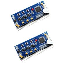 2pcs EGS031 three-phase Pure Sine Wave Inverter Driver Board EG8030 Test UPS EPS цена и фото