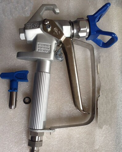 Aftermarket Airless spray gun for Gmax model paint sprayer 390 395 490 495 with 517 tips