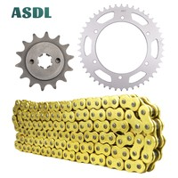 520 14T 46T Motorcycle motor Transmission Chain and front rear sprocket set for Hyosung GT250 R Sport Comet i Naked EFI GT 250