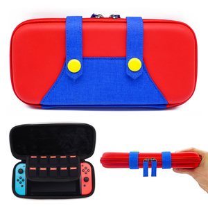 Image 2 - For Nintend Bag Switch Portable Hard Case Travel Protective Shell For Nintendo Switch NS NX Thin Bag Accessories Storage Cover
