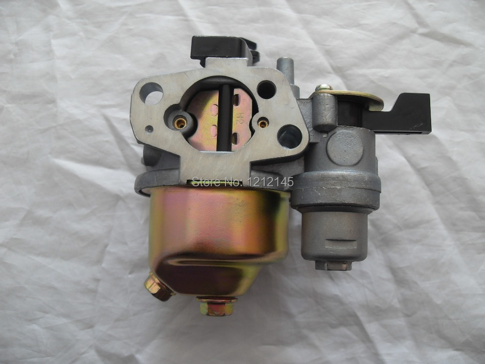 ФОТО GX160 5.5HP 168F Engine Carburetor with Oil Cup,170F Carburetor For GX200 HONDA Engine