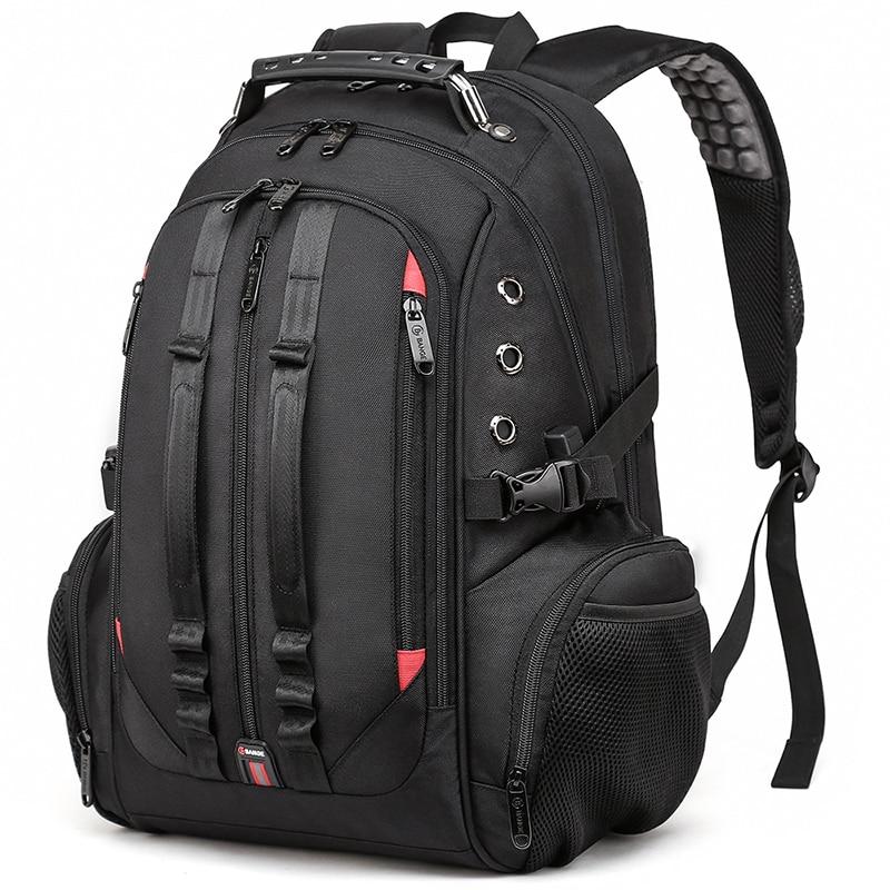 Nouveaux sacs à dos de voyage pour hommes de grande capacité 15.6