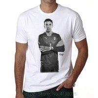 eef818b49 Gianluigi Buffon Tshirt Homme T Shirt Printed Summer Style Tees Male  Harajuku Top Fitness Brand Clothing