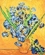 Auf Leinwand Einzigartige Geschenke Home Decoration 40×50 cm MS8652 Van Gogh Die rahmenlose Bilder Malen Nach Zahlen Digitale Ölgemälde