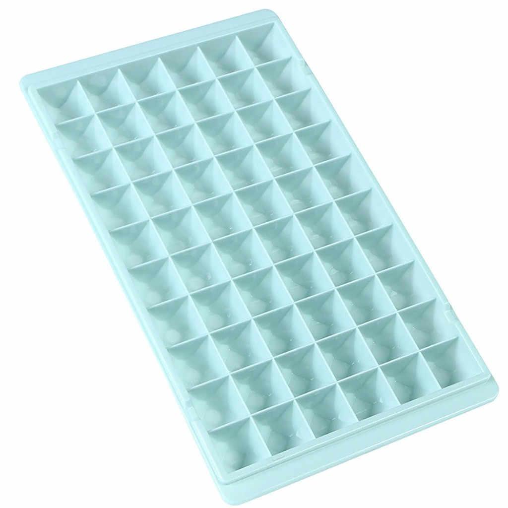 小さなアイスキューブトレイ冷凍キューブトレーシリコンアイスメーカー金型食品グレードのシリコーンアイストレーアイスキューブメーカー DIY クリエイティブ