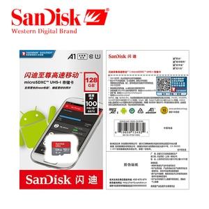 Image 5 - サンディスクマイクロsdカードClass10 16ギガバイト32ギガバイト64ギガバイト128ギガバイト90メガバイト/秒オリジナルtfカードメモリカード200ギガバイト256ギガバイトのフラッシュメモリスティック