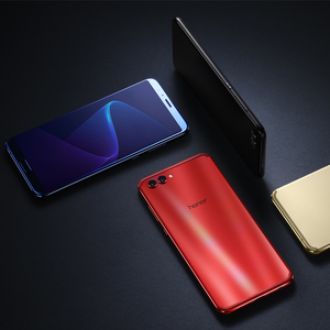 Image 4 - Honor V10 4G 64G view 10 Original Mobile Phone Octa Core 5.99 inch view10 Dual Rear Camera Fingerprint ID NFC honor v 10